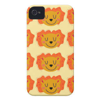 LIONS GOLD LITTLE KIDS LIONS iPhone 4 Case-Mate CASE