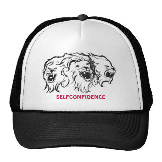 Lions hat - selfconfidence