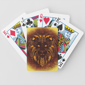 Lion's Head Bicycle® Poker Playing Cards