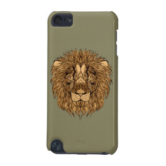Lion's Head iPod Touch (5th Generation) Cover