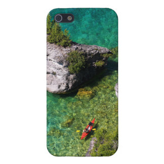 Lions Head Kayakers Cover For iPhone 5/5S