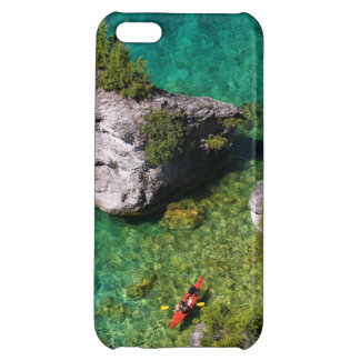 Lions Head Kayakers iPhone 5C Case