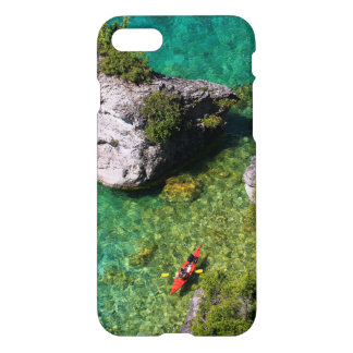 Lions Head Kayakers iPhone 7 Case