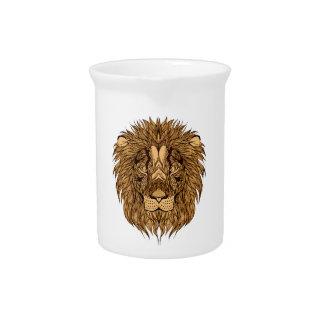 Lion's Head Pitcher