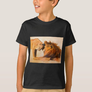 Lions in Love #2 Tshirt
