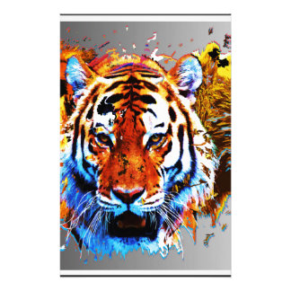lions tigers bears jpg personalized stationery