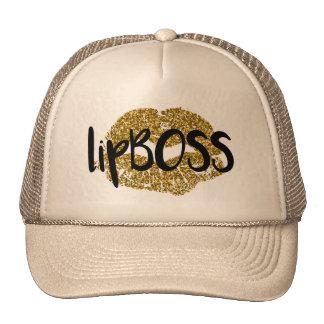 Lip BOSS Trucker Hat