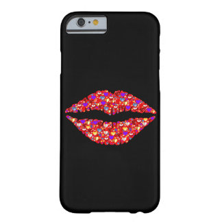 Lip heart barely there iPhone 6 case