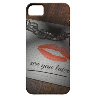 Lip lock love iPhone 5 cover