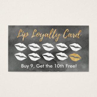 Lip Loyalty Card
