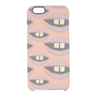 Lip Phone Tho Clear iPhone 6/6S Case