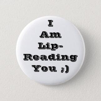 lip-reading you Button