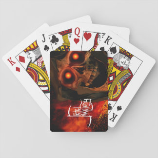LIP REAPER HEAD_1_CARDS PLAYING CARDS