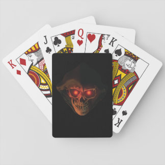 LIP REAPER HEAD_2_CARDS PLAYING CARDS