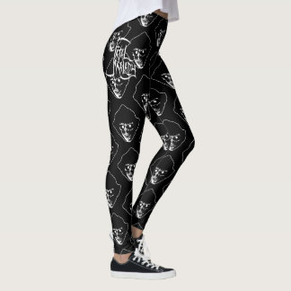 LIP REAPER HEAD 2 leggings