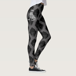 LIP REAPER HEAD 4 leggings