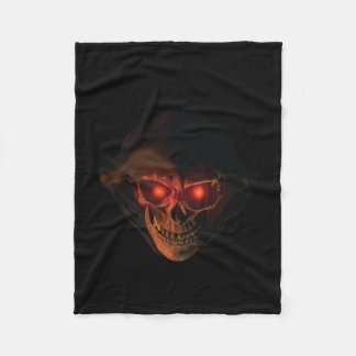 LIP REAPER HEAD BLANKET_3 FLEECE BLANKET