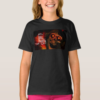 LIP REAPER HEAD GIRLS T_5 T-Shirt
