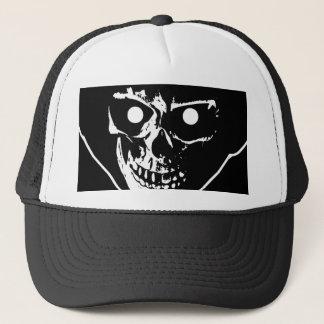 lip REAPER HEAD trucker hat 2