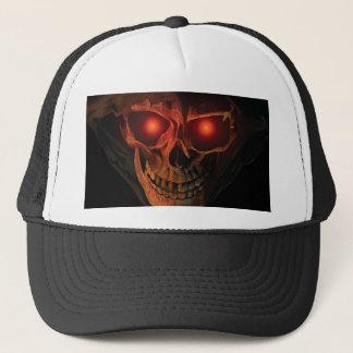 lip REAPER HEAD trucker hat 3