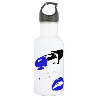 Lip Stick kiss 532 Ml Water Bottle