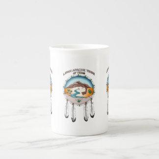 Lipan Apache Tribe of Texas Bone China Mug 10 oz