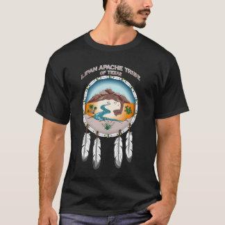 Lipan Apache Tribe of TX Men's Basic Dark T-Shirt