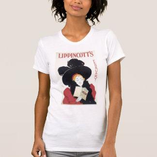 Lippincott's Art Nouveau Tees