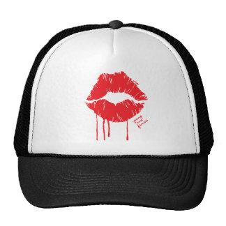 LIPS DESIGN APPAREL CAP
