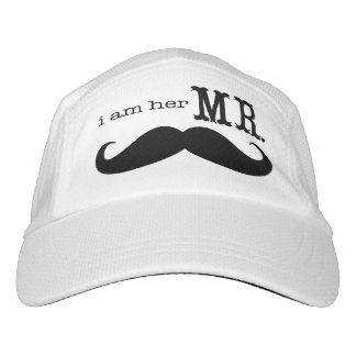 Lips I am Her Mr. Photo Props Hat