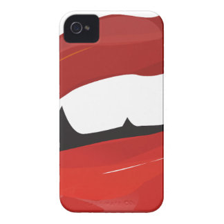 lips iPhone 4 case