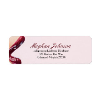 Lips Return Address Labels