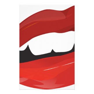 lips stationery