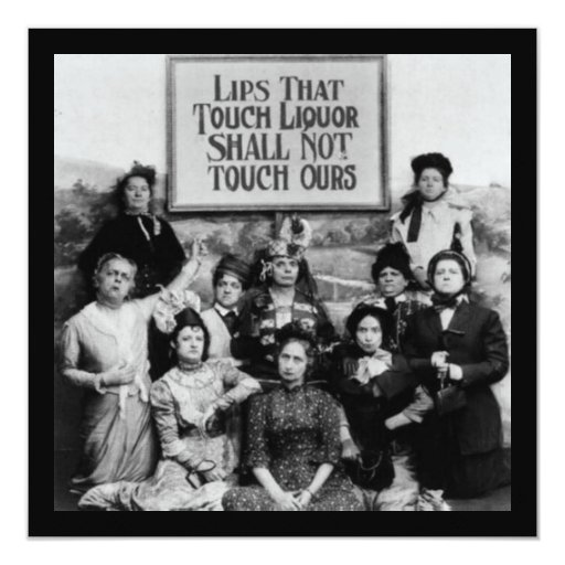 Lips That Touch Liquor Shall Not Touch Ours 13 Cm X 13 Cm Square Invitation Card