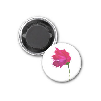 Lipstick Bloom Magnet