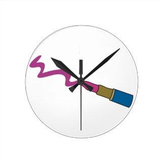 Lipstick Clock