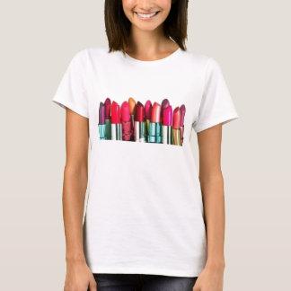 lipstick collage T-Shirt