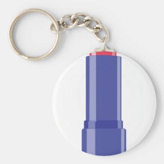 Lipstick Key Ring