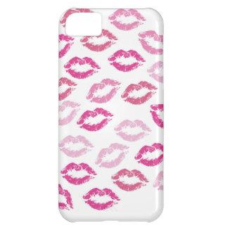 Lipstick Kisses iPhone 5C Case