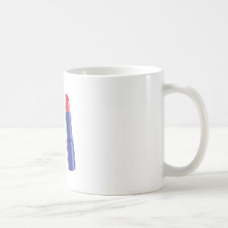 Lipstick Lady Coffee Mug