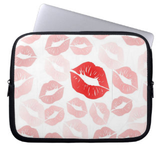 Lipstick Lips Laptop Computer Sleeves