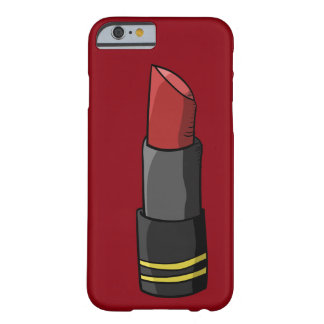 Lipstick makeup artist barely there iPhone 6 case