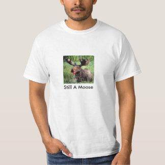 Lipstick on a Moose T-Shirt