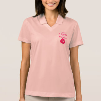 Lipstick on Pigskin, Dry-FIT Polo Shirt
