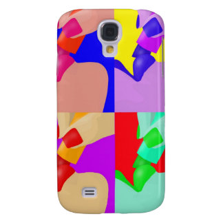 Lipstick Pop Art Galaxy S4 Cover