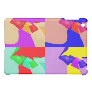 Lipstick Pop Art iPad Mini Covers