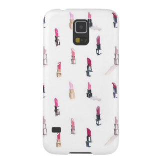 Lipstick Print Samsung Galaxy 5 Phone Case Cases For Galaxy S5