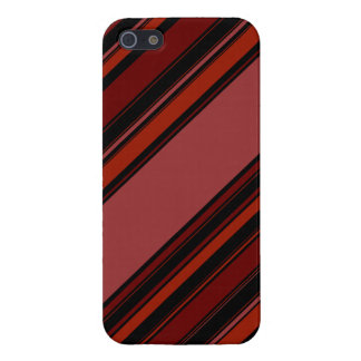 """""""Lipstick Static"""" Pattern iPhone 5 Cases"""