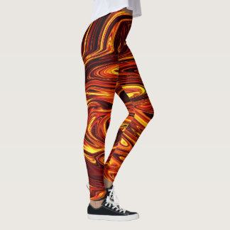 Liquefied Fire, Leggings