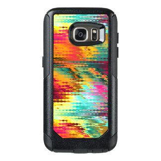 Liquid Abstract Rainbow OtterBox Samsung Galaxy S7 Case